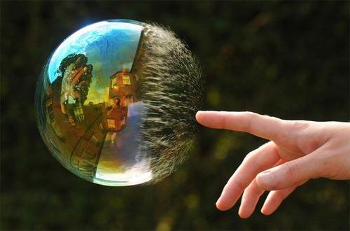 反射して映った世界の画像(43枚目)