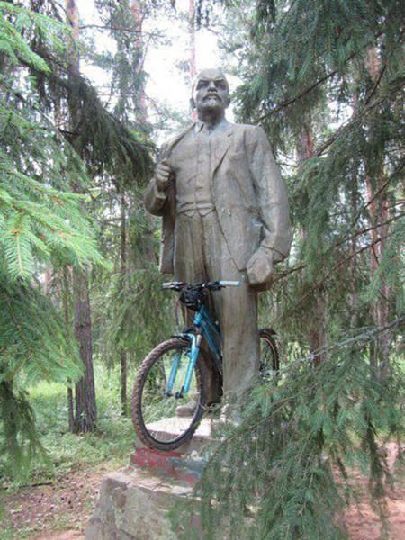 自転車にまつわるちょっと面白ネタ画像の数々!!の画像(13枚目)