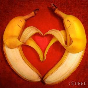 【画像】バナナに絵を描くアートがさらに進化しているwwの画像(10枚目)