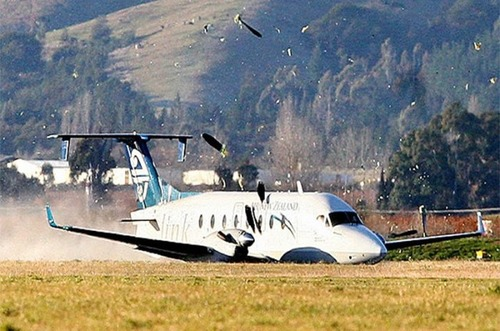 事故=大惨事!笑えるか笑えないか微妙な飛行機事故の画像の数々!!の画像(23枚目)