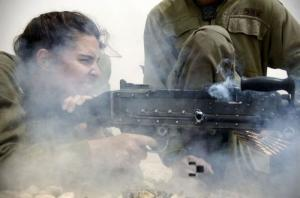 可愛いけどたくましい!イスラエルの女性兵士の画像の数々!!の画像(98枚目)
