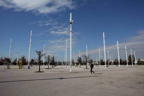 アテネのオリンピックの競技場の現在の画像(25枚目)