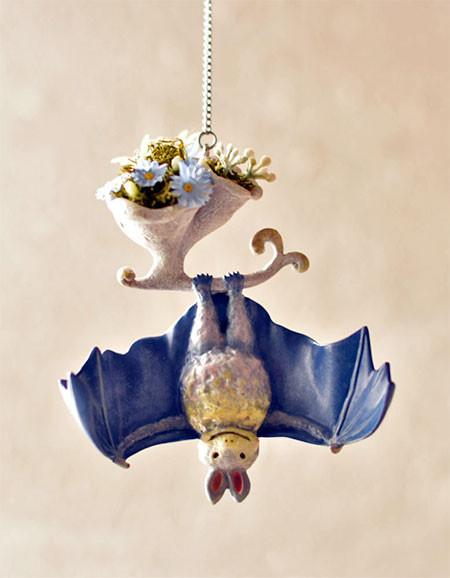 植木鉢で癒される!かわいい動物のプランターの画像の数々!!の画像(6枚目)