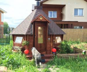 より完璧なバーベキューをするための小屋がカワイイwwwの画像(2枚目)