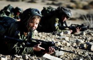 可愛いけどたくましい!イスラエルの女性兵士の画像の数々!!の画像(78枚目)