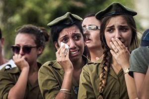 可愛いけどたくましい!イスラエルの女性兵士の画像の数々!!の画像(44枚目)