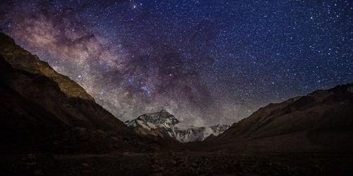 【画像】標高8850m!エベレストの幻想的な風景!!の画像(14枚目)