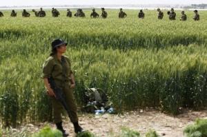 可愛いけどたくましい!イスラエルの女性兵士の画像の数々!!の画像(66枚目)