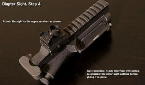 アサルトライフルHK416のペーパークラフトが凄すぎる!!の画像(53枚目)