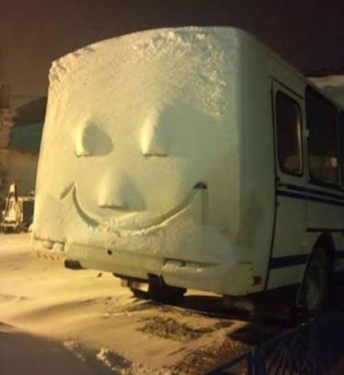 海外の凄まじい冬の寒さの画像(31枚目)