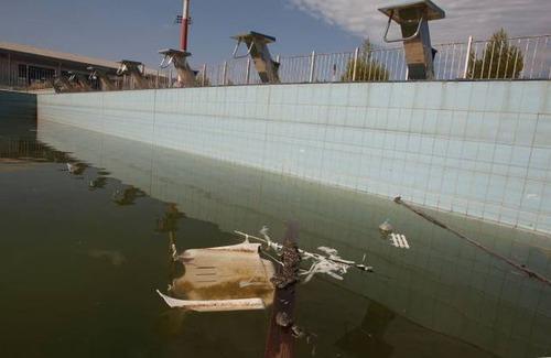 アテネのオリンピックの競技場の現在の画像(7枚目)