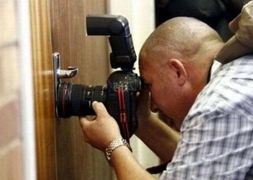 カメラマンの苦労の画像(8枚目)