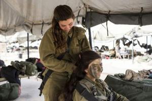 可愛いけどたくましい!イスラエルの女性兵士の画像の数々!!の画像(50枚目)