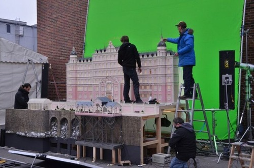 【画像】ハリウッド映画のミニチュアセットの数々が凄い!!の画像(10枚目)