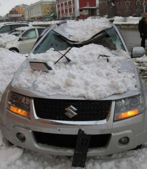 海外の凄まじい冬の寒さの画像(37枚目)
