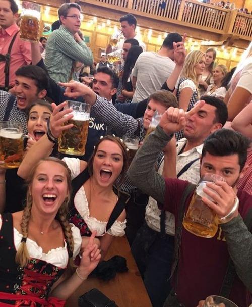 ビールの祭典「オクトーバーフェスト」の画像(6枚目)