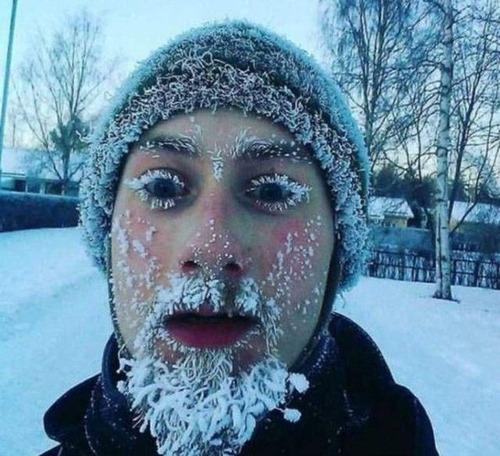 海外の凄まじい冬の寒さの画像(47枚目)