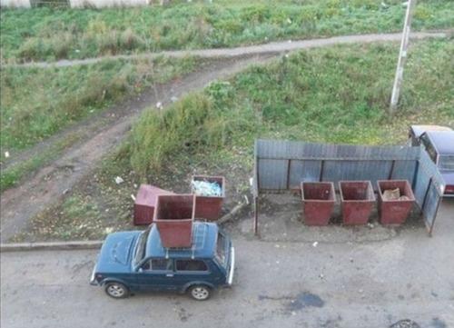 違法駐車に対する制裁の画像(21枚目)