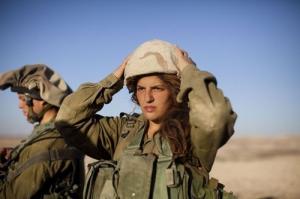 可愛いけどたくましい!イスラエルの女性兵士の画像の数々!!の画像(45枚目)