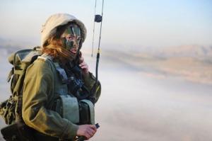 可愛いけどたくましい!イスラエルの女性兵士の画像の数々!!の画像(91枚目)