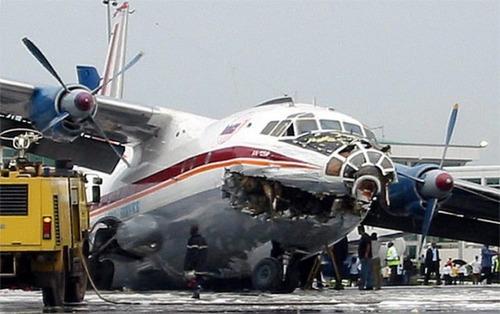 事故=大惨事!笑えるか笑えないか微妙な飛行機事故の画像の数々!!の画像(60枚目)