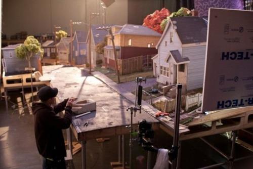 【画像】ハリウッド映画のミニチュアセットの数々が凄い!!の画像(19枚目)