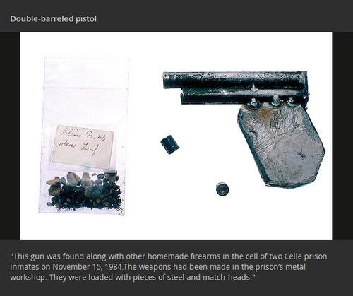 【画像】刑務所の囚人が作った隠し武器やガジェトの数々!!の画像(4枚目)