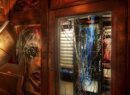 作曲家「ハンス・ジマー」のスタジオの画像(5枚目)
