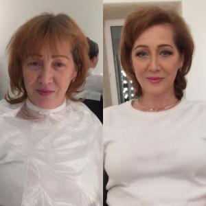 女性の化粧前、化粧後の画像の数々_07
