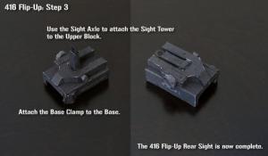 アサルトライフルHK416のペーパークラフトが凄すぎる!!の画像(48枚目)