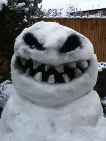 【画像】海外の雪祭りとか色々な雪像がやっぱ海外って感じで面白いwwwの画像(28枚目)