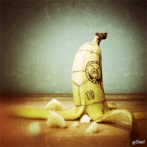 【画像】バナナに絵を描くアートがさらに進化しているwwの画像(14枚目)