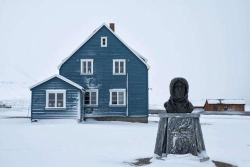 ほぼ世界の最北!極寒の村の風景の画像の数々!!の画像(6枚目)