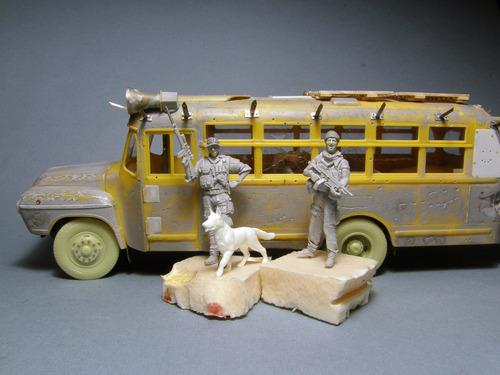 【画像】単なるバスのプラモでも超本気で作ると凄いことになるwwwの画像(10枚目)