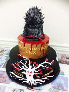 【画像】素晴らしすぎて食欲は起きないアートなケーキが凄い!!の画像(3枚目)