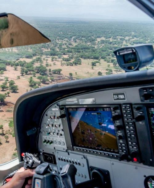複雑過ぎ!飛行機のパイロットが見ている風景の画像の数々!!の画像(12枚目)
