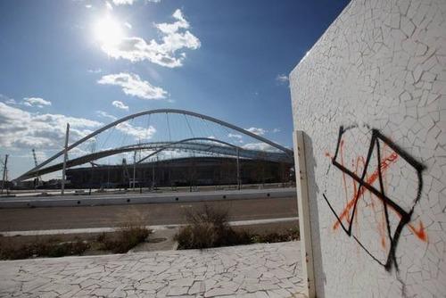 アテネのオリンピックの競技場の現在の画像(26枚目)