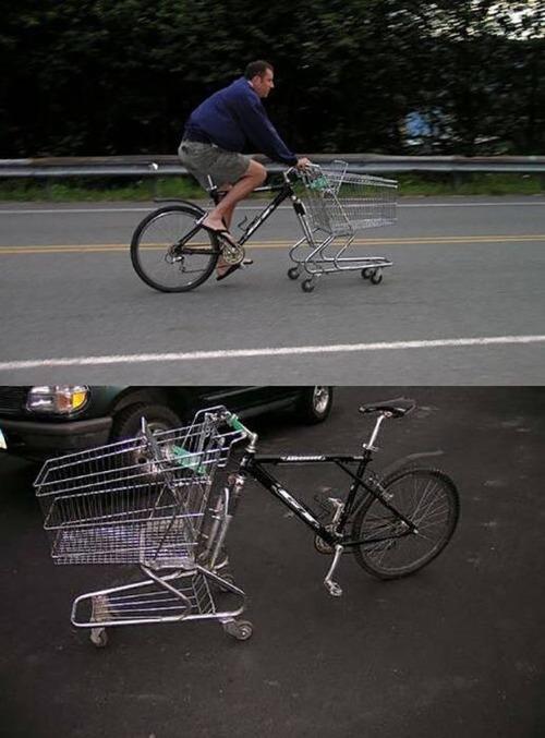 自転車にまつわるちょっと面白ネタ画像の数々!!の画像(51枚目)