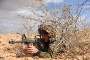可愛いけどたくましい!イスラエルの女性兵士の画像の数々!!の画像(25枚目)