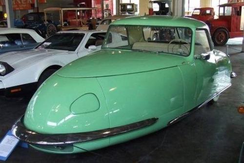 変ったデザインの自動車の画像(13枚目)