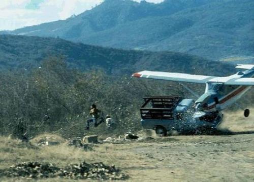 事故=大惨事!笑えるか笑えないか微妙な飛行機事故の画像の数々!!の画像(2枚目)