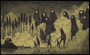 幻想的でドキドキする超巨大生物の壁紙!の画像(12枚目)