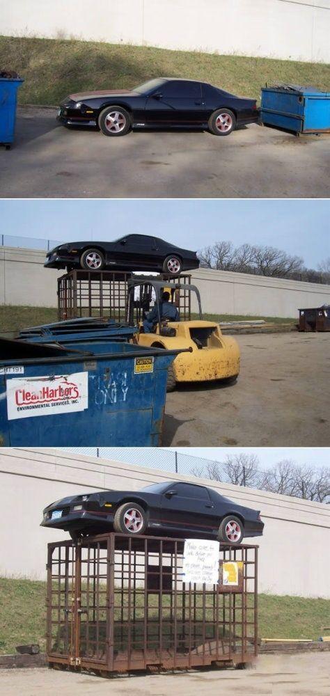 違法駐車に対する制裁の画像(23枚目)