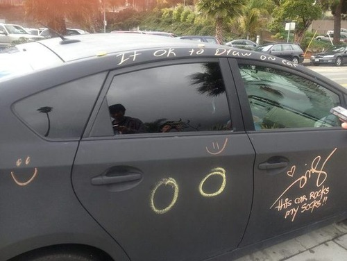 かなりカオスな自動車のカスタム画像の数々!!の画像(13枚目)
