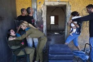 可愛いけどたくましい!イスラエルの女性兵士の画像の数々!!の画像(67枚目)