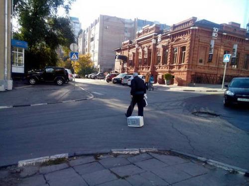 さすがロシアって感じのカオスで面白い画像の数々!!の画像(19枚目)