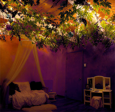 家の中に樹木の洞穴「樹洞」ができる!子供達も大喜び!!の画像(7枚目)