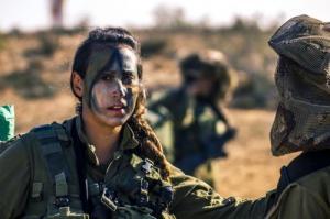 可愛いけどたくましい!イスラエルの女性兵士の画像の数々!!の画像(31枚目)