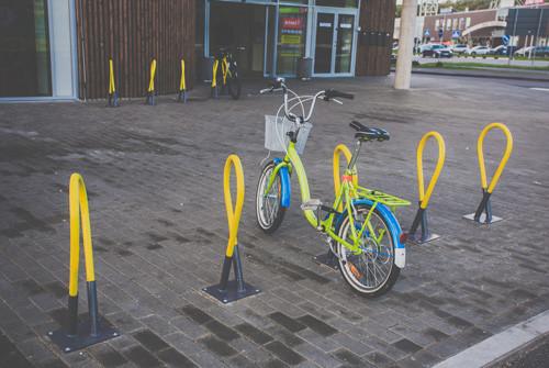 自転車スタンド045