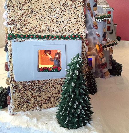 【画像】内装まで作りこまれたお菓子の家が凄い!!の画像(6枚目)
